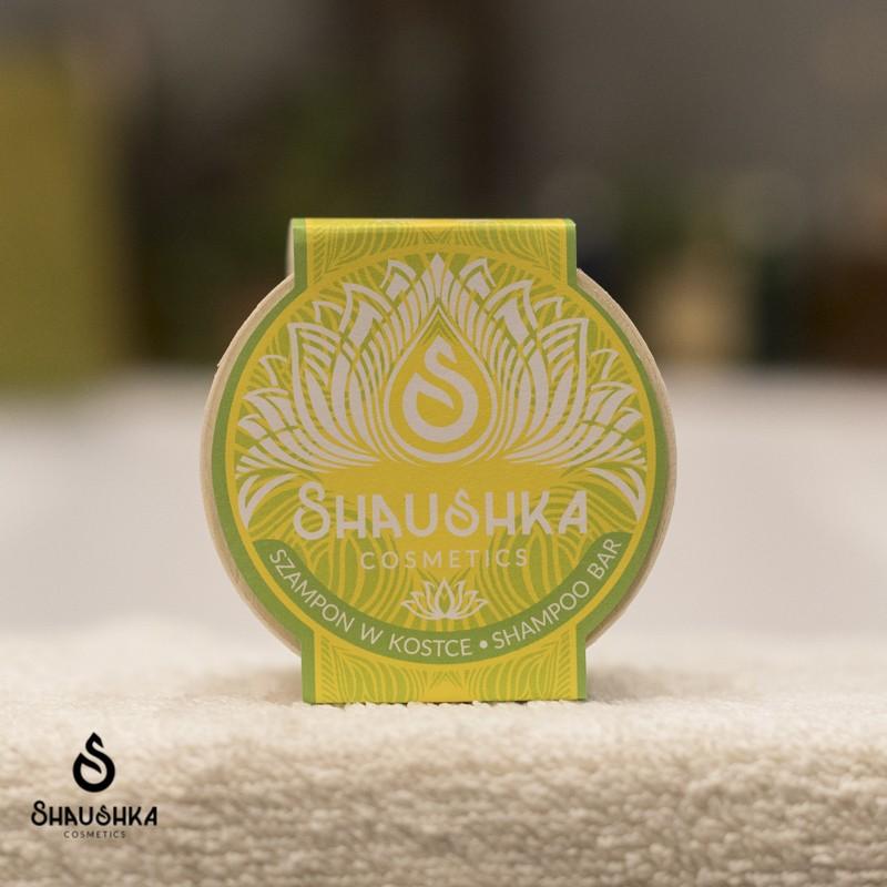 KAMILLE UND ZITRONE- Vegan Shampoo