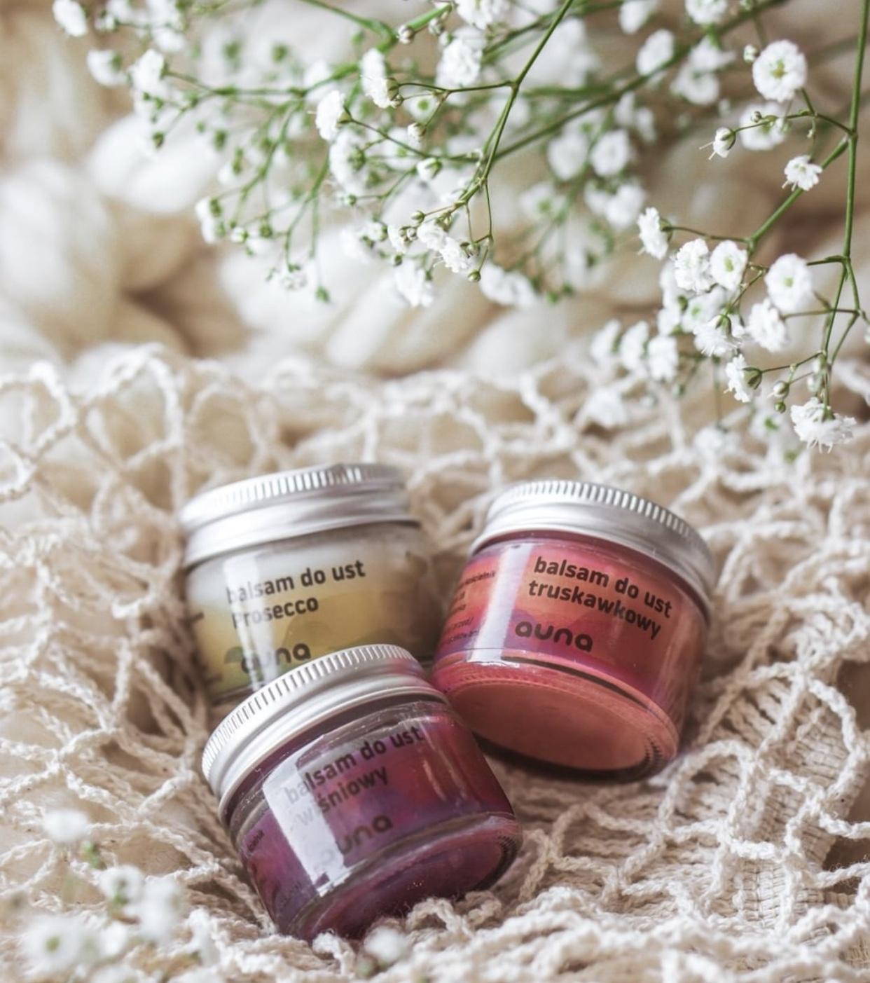 Lippenbalsam - Erdbeere, Prosecco, Kirsche