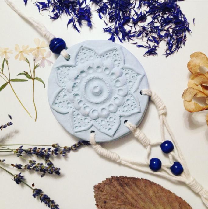 Mandala - Aromatherapie-Diffusor