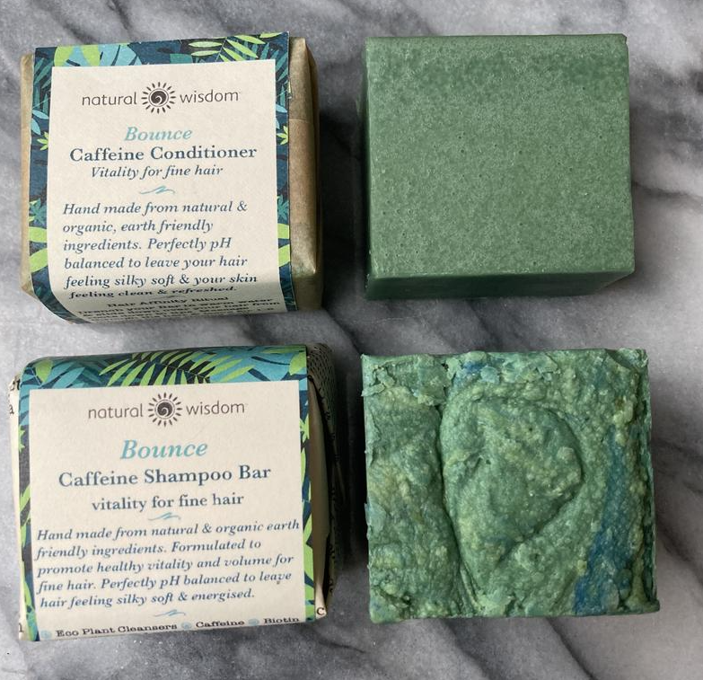 Bounce Coffein Shampoo&Conditioner Set- Feines&Dünnes Haar